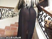 blonde creampie hardcore mature really