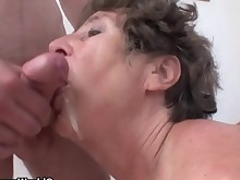 anal granny hairy mammy mature funny