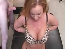feet foot-fetish milf footjob mature