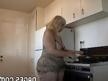 amateur dolly bbw kitchen mammy mature milf nasty