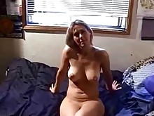 amateur ass blonde cougar curvy doggy-style homemade hot housewife