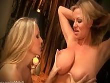 big-tits blonde boobs bus busty lesbian milf