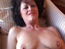 smoking milf wife mature masturbation mammy housewife hot cougar