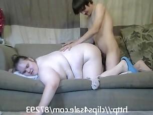 ass doggy-style bbw fetish fuck hardcore kiss mammy milf
