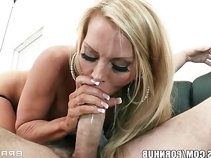 anal ass big-tits blonde blowjob big-cock deepthroat hardcore milf
