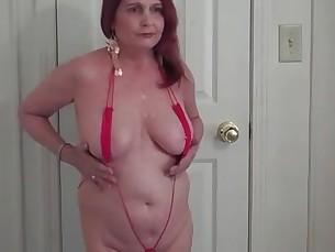 18-21 amateur bikini homemade hot juicy mature milf redhead