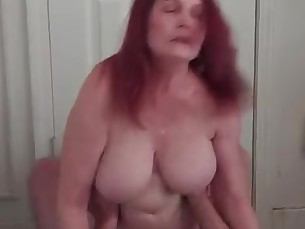 18-21 amateur blowjob fuck homemade hot mature milf redhead