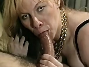 blonde mature really