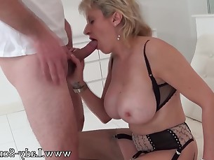 big-tits blonde blowjob boobs big-cock cum cumshot dolly handjob