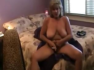 blonde bbw fuck mammy mature smoking