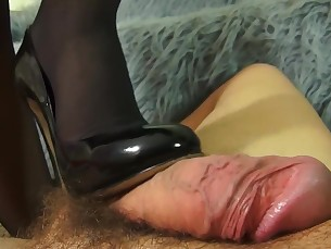 beauty feet fetish foot-fetish footjob high-heels mammy mature milf