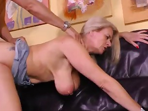 amateur big-tits blonde boobs casting cumshot doggy-style fingering granny