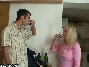 couple daughter fuck granny mammy mature milf old-and-young really