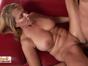 ass big-tits blonde blowjob boobs big-cock cumshot domination erotic