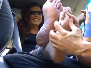 ass fatty feet foot-fetish massage mature public slave