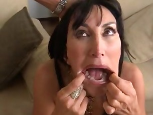 angel cumshot hot mammy milf mouthful