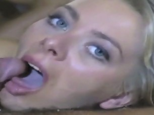 babe blonde blowjob bukkake cougar creampie cumshot facials fetish
