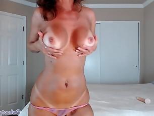 anal ass big-tits boobs close-up creampie fuck hardcore mammy