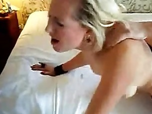 amateur blonde creampie hardcore hot hotel juicy milf threesome
