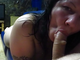 amateur blowjob boyfriend brunette cum cumshot bbw fetish friends