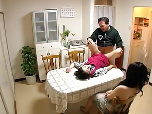 anal daddy fatty japanese mammy
