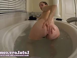 amateur ass bathroom big-tits brunette feet fetish foot-fetish hd