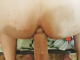 amateur anal ass dildo bbw fetish milf pregnant strapon