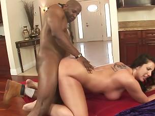 anal ass big-tits black blowjob boobs big-cock cumshot curvy