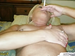 blonde cumshot fuck hardcore hot mammy milf nipples orgasm