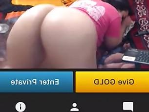 ass brunette bbw juicy milf webcam
