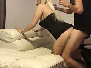 amateur ass blonde big-cock creampie doggy-style hardcore hidden-cam hot