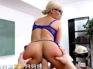 ass big-tits blonde boobs classroom big-cock college couple huge-cock