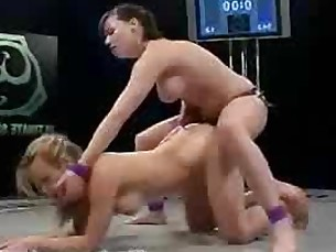 big-tits blonde brunette dildo doggy-style fetish fingering hardcore lesbian