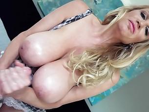 big-tits blonde blowjob boobs bus busty cumshot curvy fuck