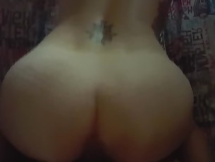 amateur ass babe boobs brunette couple doggy-style hot mammy