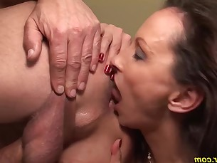 anal ass brunette big-cock crazy deepthroat facials fuck huge-cock