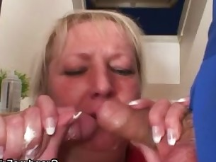 bus busty gang-bang granny housewife kiss mammy mature old-and-young