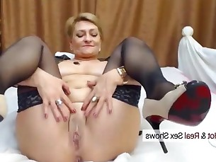 amateur anal ass fuck granny hot mammy masturbation mature