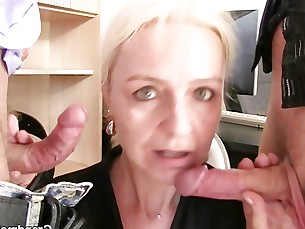 blonde big-cock granny housewife mammy mature milf old-and-young really