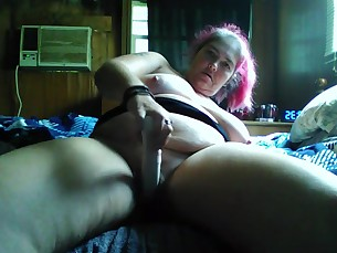 amateur big-tits boobs dildo bbw masturbation mature redhead wife