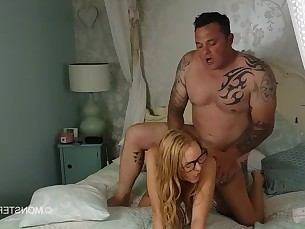 ass big-tits blonde boobs big-cock doggy-style dolly fuck hardcore
