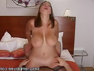 awesome big-tits boobs mammy milf natural