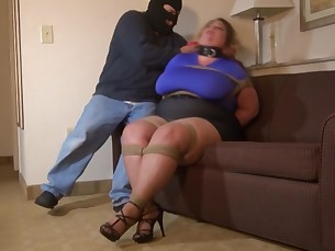 bdsm bbw fatty mature slave