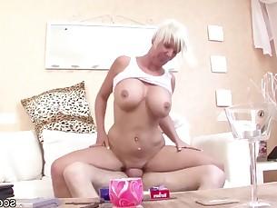 big-tits blowjob boobs cumshot fuck hardcore hot mammy milf